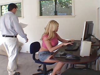 Free HD Big Tits tube Office