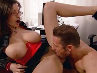 Free HD Big Tits tube Secretary