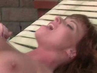 Kylie Ireland the man slut with big boobs sucks dick blowjob