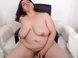 bbw big saggy tits webcam teaser rides