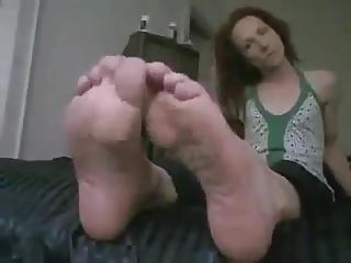 Crazy Feets
