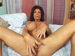 Deauxma and her huge fake boobs suck and turtle-dove this hard cock