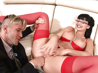 Free HD Big Tits tube Nylon