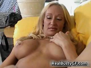 Super horny mom plays just about her pussy part4