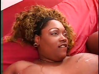 Ebony BBW Kim