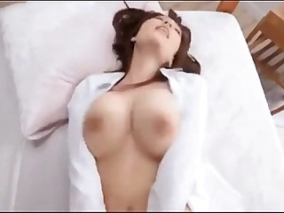 Perfect Big Tit Asian Fucking