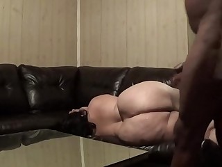 AMATEUR Full-grown MILF BIG Gluteus maximus BIG TIT SSBBW RIDES TEEN BBC AND MAKES HIM Toilet kit LOADS OF CUM
