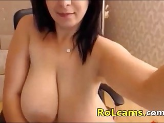 Big tit hot milf lapdancing