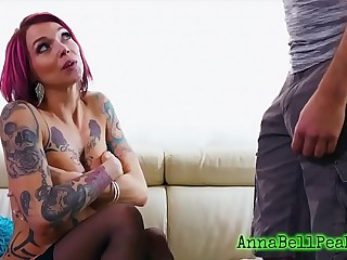 Heavy TIT TATTED BABE GET PLOWED BY Constant Weasel words