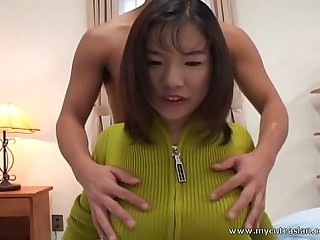 Big boob amateur riding cock