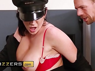 Big TITS in uniform - (Jayden Jaymes, Erik Everhard) - Campus Security - Brazzers