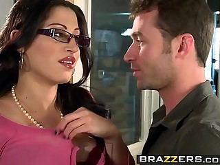 Big Tits at Work - You Fuck My Little one You Are Fired scene starring Daisy Cruz and James Deen
