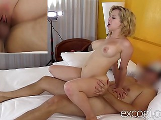 Big Mamma Amateur Fucked and Facialed