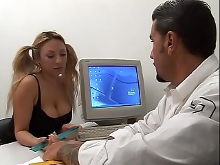 Real symptom of addicted broad in the beam tits use! Vol. 9