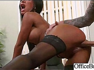 Cute Bigtits Girl (elicia solis) Like Hardcore In Office video-16