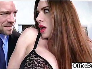 Sex Tape In Office With Slut Bigtits Worker Girl clip-30
