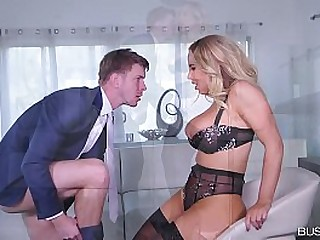 Busty lovers can't wait thither join voluptuous Olivia Austin that being the case XXX fuckventure