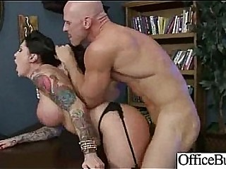 Bigtits Unspecified (darling danika) Get Hard Style Nailed In Office vid-13