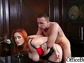 Firm Office Sex Tape In the air Bigtits Slut Girl vid-29