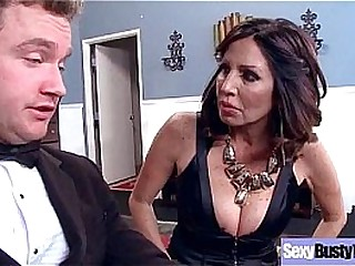 Huge Big Round Boobs Milf (Tara Holiday) Enjoy Hardcore Intercorse mov-28