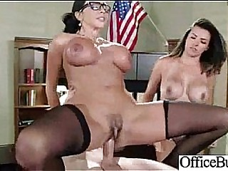 Girl With Bigtits (ariella danica) Obtain Nailed Steadfast Up Post mov-08