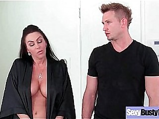(Dayton Rains) Comely Horny Housewife With Bigtits Like  Hardcore Sex clip-08