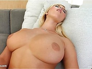 Big boobs Cheyenne gets their way tits fucked gonzo like on Prime Cups