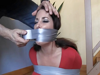 Taped Helpless Part 4