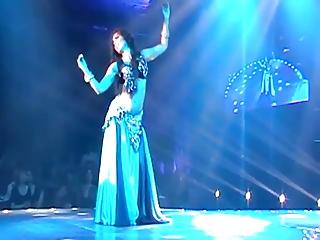 Alla Kushnir dispirited belly Dance part 59